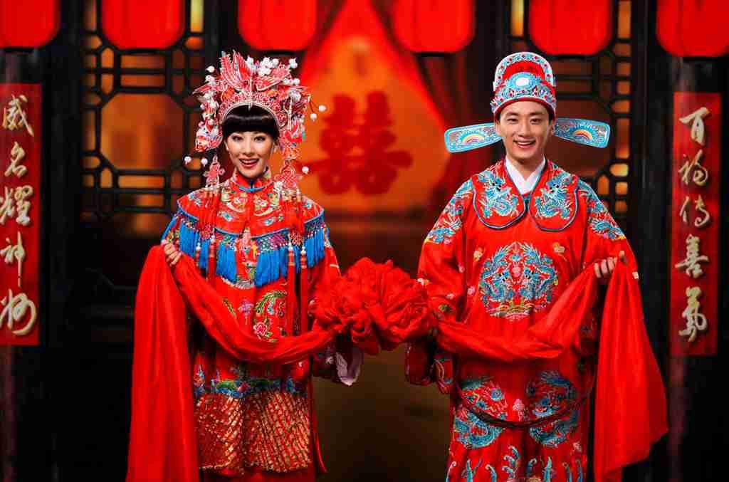 Chinese wedding - Visit China