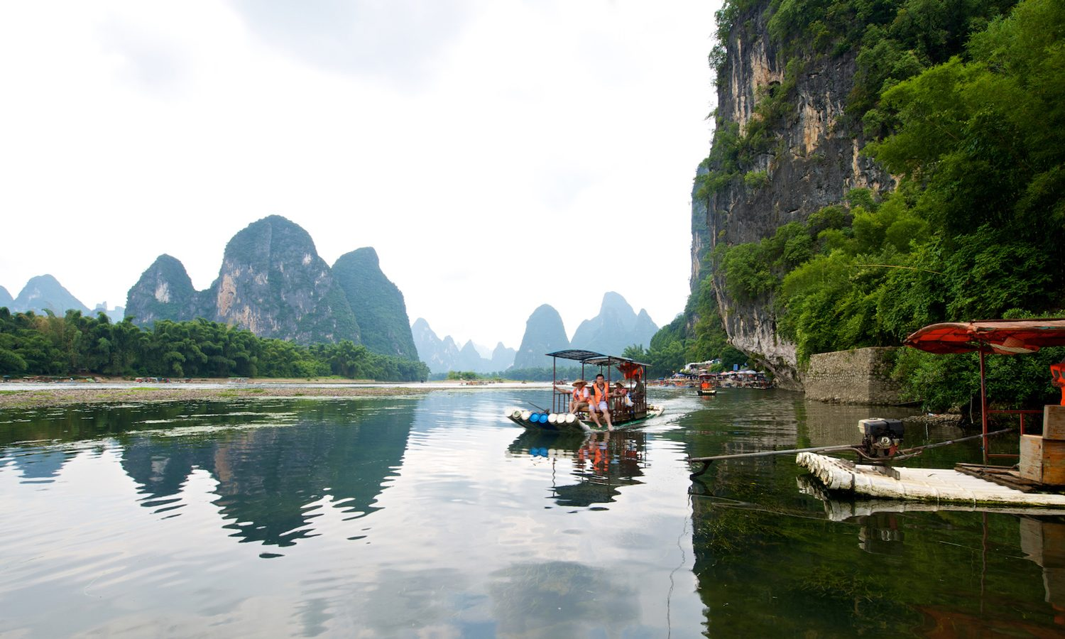 bigstock Guilin Yangshuo Sightseeing 73549510