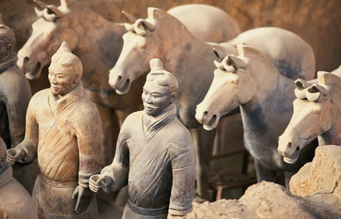xian terra cotta warriors 2