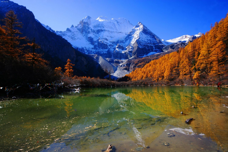 Mountains in Chengdu, China - Tour China