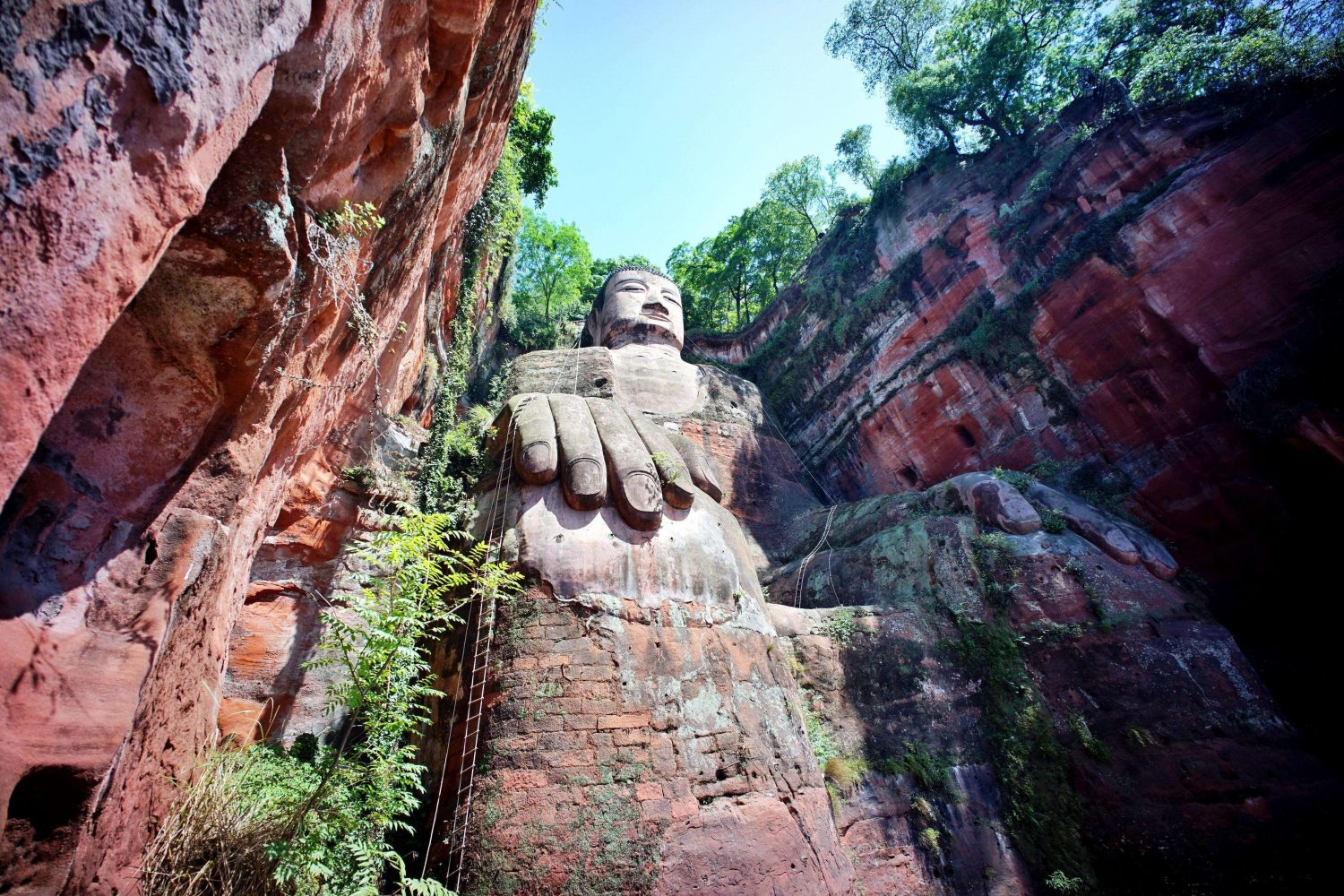 leshan chengdu sichuan photo - China tours