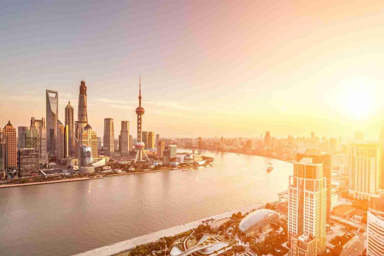 The Bund in Shanghai - china Tours