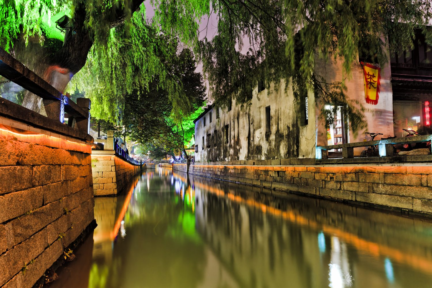 Suzhou waterway - China tour operators