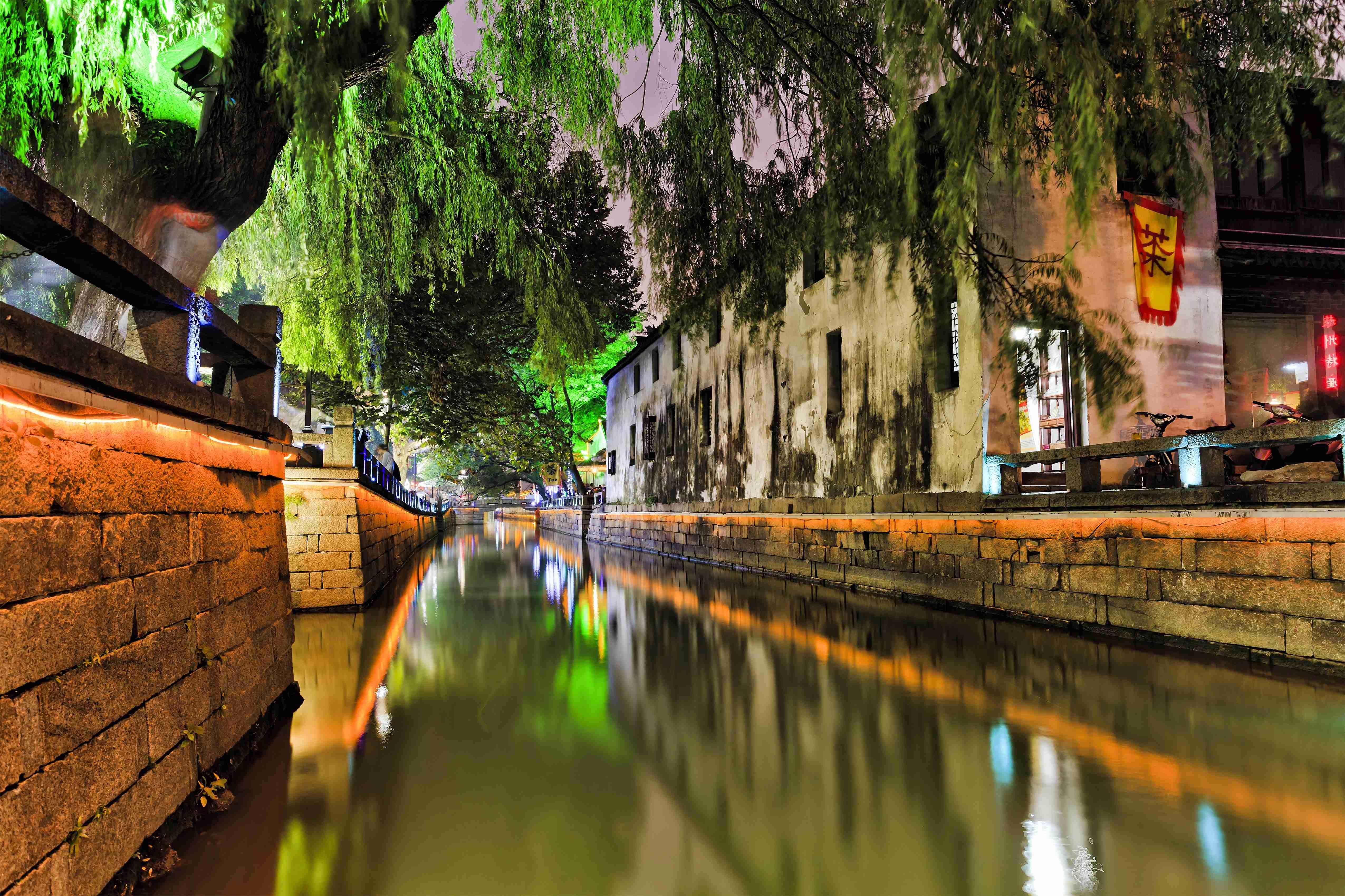 Suzhou waterway - China tour operators