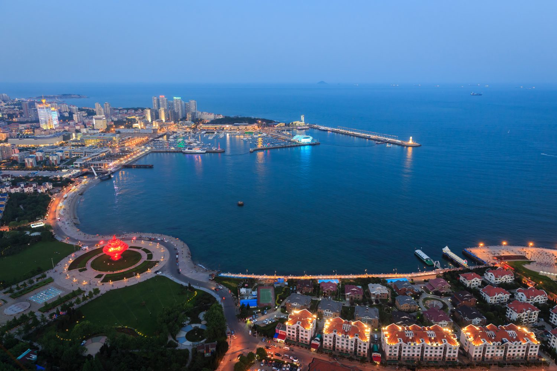 Photo of Qingdao bay - China Tours