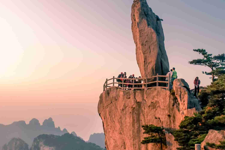 Mt Huangshan - China tour operators