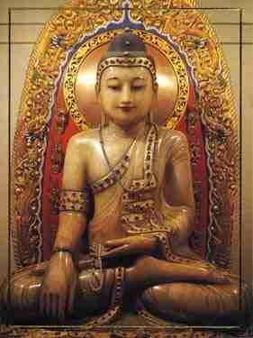 statue of the Buddha - China travel