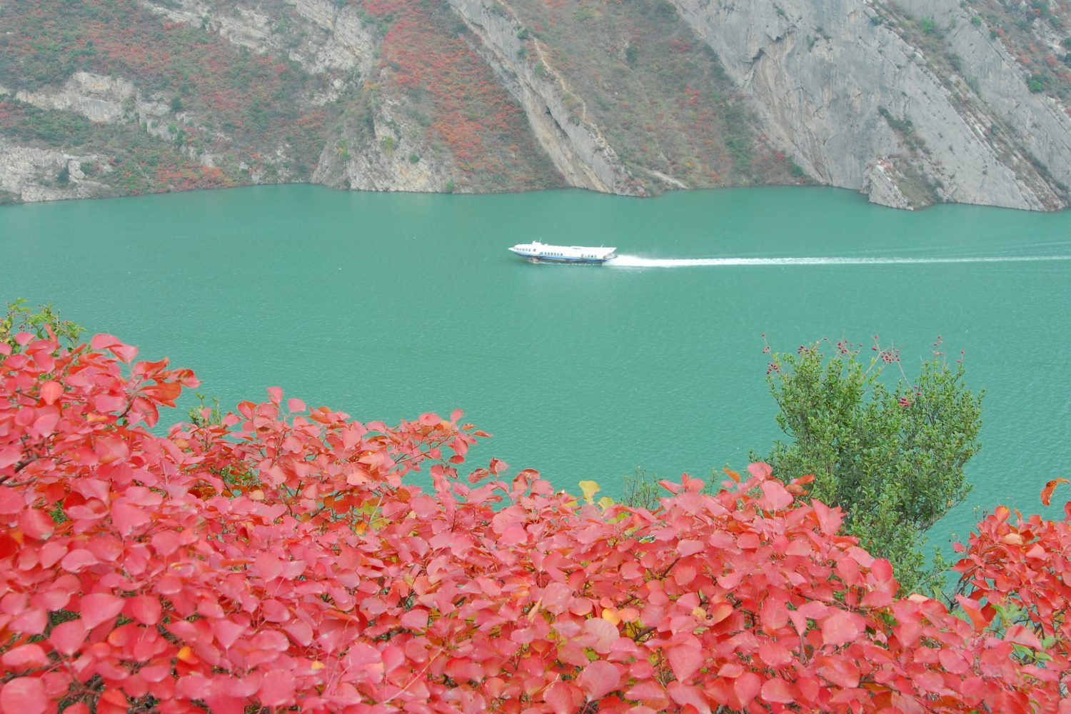 5 Days Yangtze River Downstream Cruise