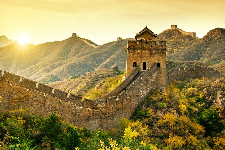 Jinshanling Great Wall - China Tours
