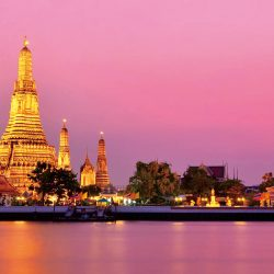 Bangkok at night - visit Thailand