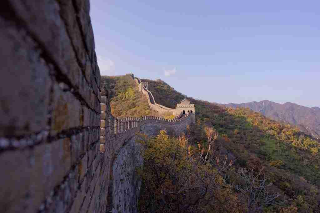 photo of the great wall of china - visit china