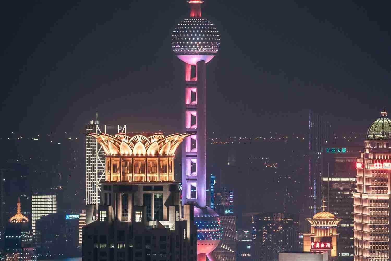The Bund Shanghai at night - Visit Shanghai