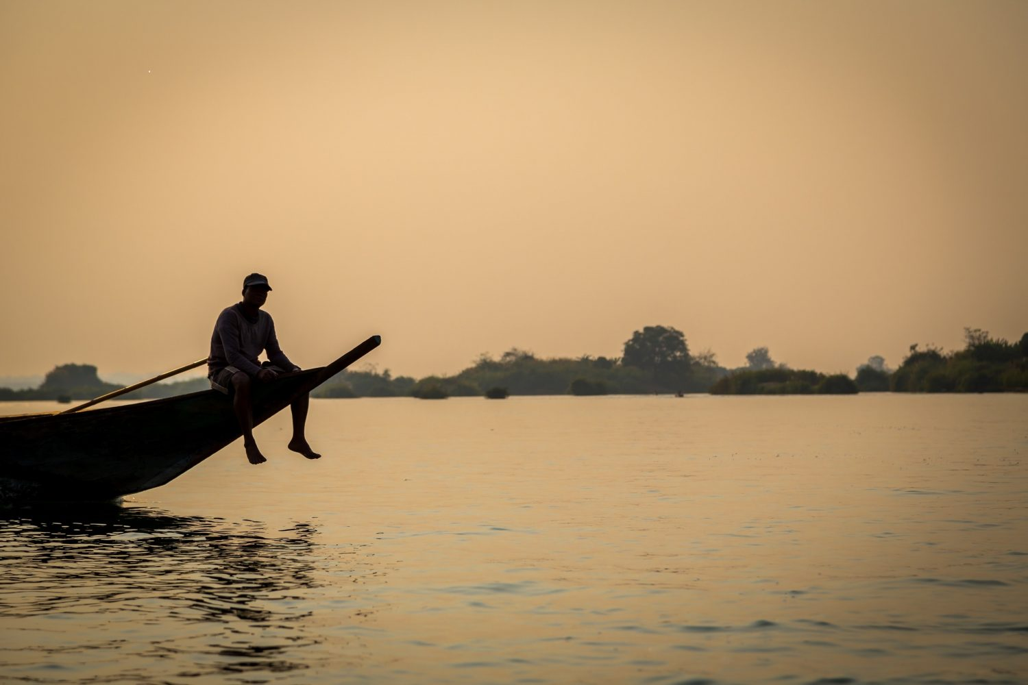 the Mekong River - Tour Vietnam and Cambodia